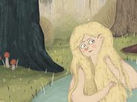 Freyja - Goddess of beauty