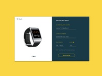 Product Payment Page