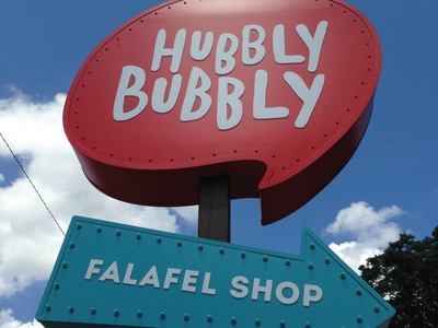 Hubbly Sign