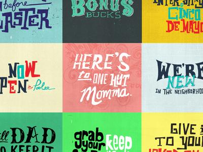 Tijuana Flats Typography