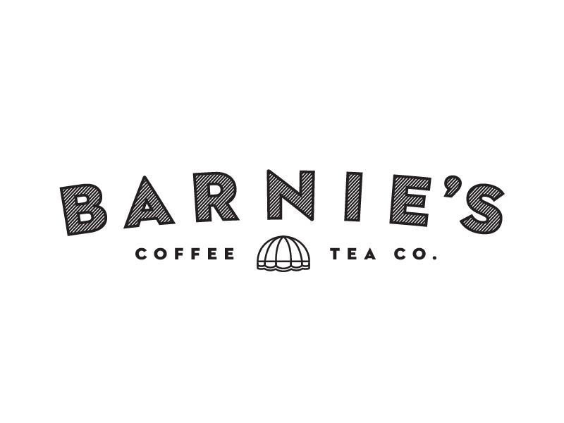 Barnies Coffee Logo packaging ui coffee type mark logo identity branding