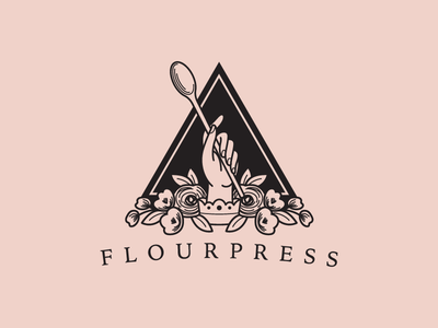 Flourpress logo