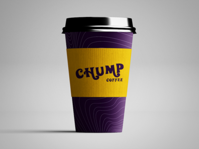 Chump Coffee Cup