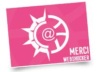 Invitation dribbble Webshocker