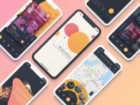 AroundYou Event management & ticketing App