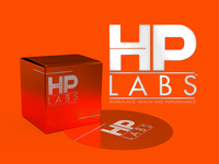 HP Labs™ Logo and Branding Project