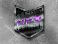 Cyberpunk Twitch Streaming Badge