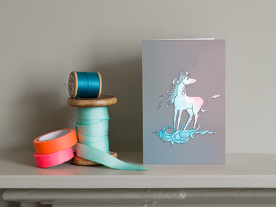 Official The Last Unicorn Design