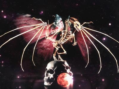 Undead Dragon Fairy