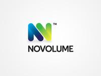 NoVolume Logo Concept v3