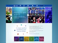 Globe Telecom Annual Review for 2015