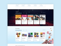 Entertainment Shop - Media and Apps
