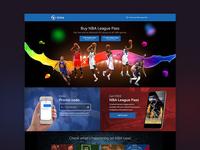 Globe / NBA Promo Website