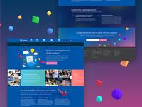 Globe Telecom's User Council Website
