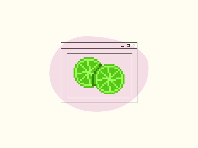 develop - kiwi design studio development lime illustration design design process