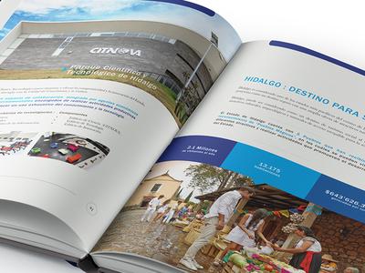 Coparmex Hidalgo - Activity Report Coparmex HGO 2014-2017 editorial procurement print book