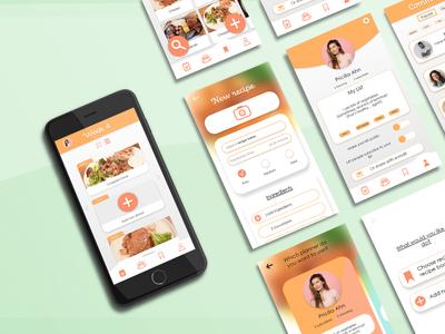 Dinner planning & recipe app