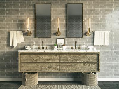 Bathroom rendered render bathroom archviz  interior archvis archviz octanerender octane cinema4dart cinema4d 3d artist 3d art 3d animation studio 3d