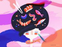 Sushi Dreams