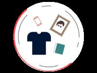 Many Items Badge