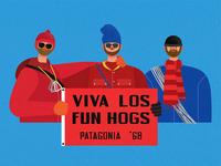 Mountain of Storms - Viva Los Fun Hogs