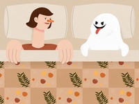 Sleeping with Ghost