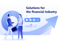 Solutions for the financial industry