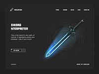 Sword  nterpreter