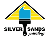 Silver Sands Painting Logo