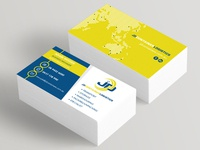 JD Containers Business Cards