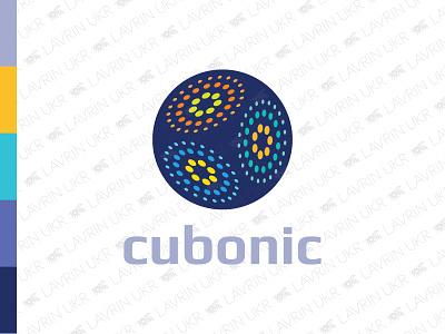 3D Logo geometric logo cube logo cube synergy technology tech logo 3d logo 3d forsale creative identity branding logo for sale logo inspiration logo design logo