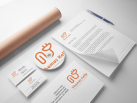 Thomas Kelly Electrical Contracting - Stationery Set
