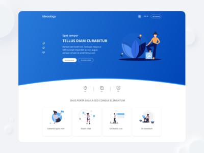 web sample design