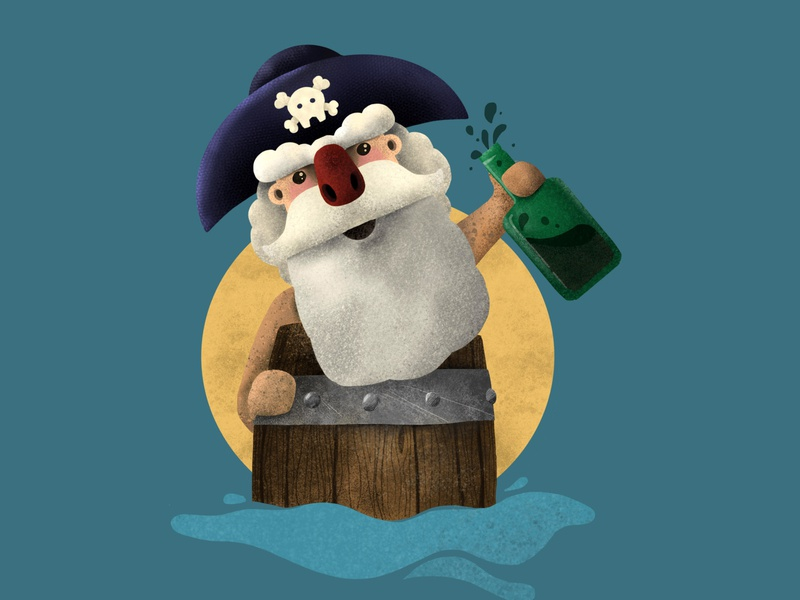 Ahoy! graphicdesign graphic design illustrator procreate procreateapp illustration design character