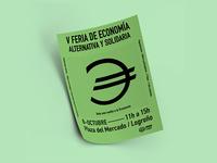 V feria de economía alternativa y solidaria