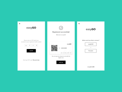 easyGo Personal Project