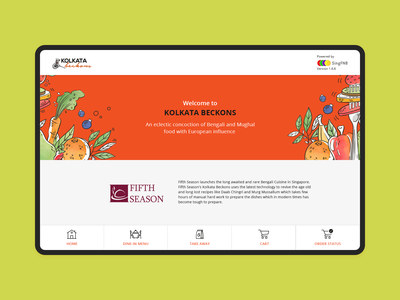 KB customer application for tablet tablet ui design application ui illustration app identity minimal logo flat ux ui typography design branding