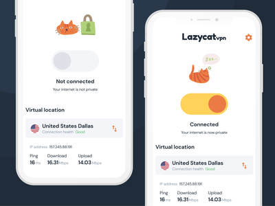 Are you on LazycatVPN? 😂 mobile app vpn vpn app
