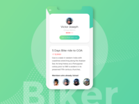 Biker Application