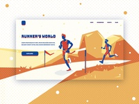 Runners website