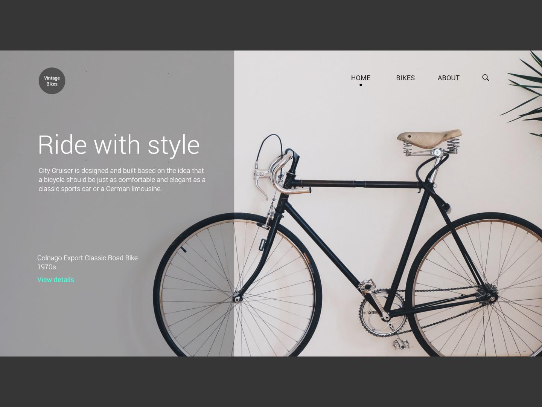 Daily UI Challenge #003 - Landing Page landingpage dailyui 003 design web ui adobexd
