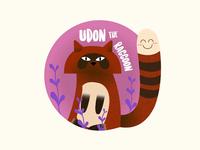 Udon the Raccoon