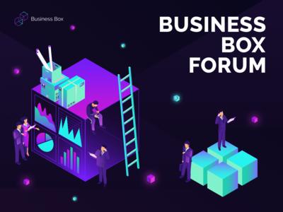 Business Box. Part 2