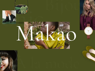Makao - Fashion Shop WP Theme business website webdesign web wordpress theme wordpress fashion theme jewelry clothing accessories modern boutique shop fashion brand design fashion