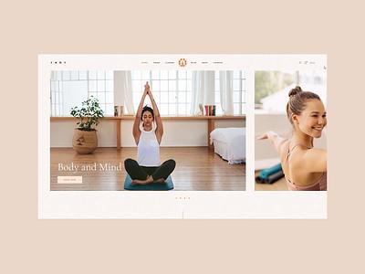 Hatha - Yoga WordPress Theme design wordpress design modern web webdesign website wordpress health lifestyle yoga course yoga class meditation yoga studio yoga
