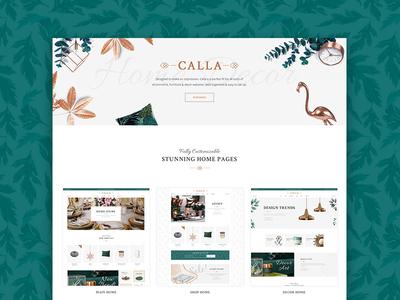 Calla - Elegant Home Decoration Shop