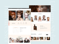 Lella - Hairdresser and Beauty Salon Theme