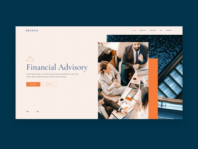 Consulting company wordpress marketing analytics services financial web design webdesign company agency consulting business