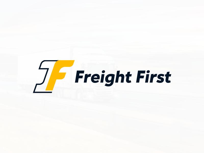 Freight first logo
