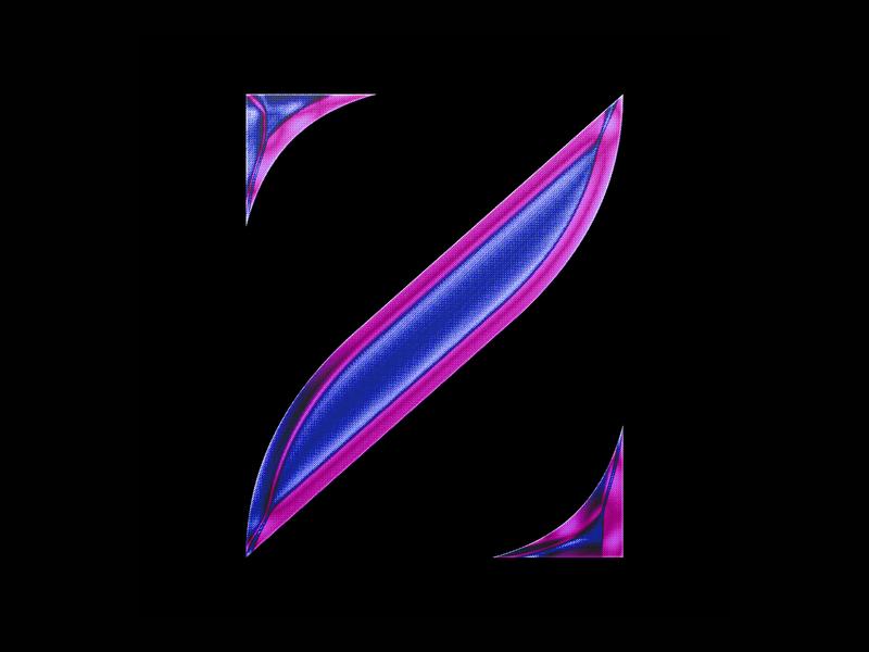 36 Days of Type   Z type typographic typography typo text styles text style style photoshop graphics graphic design graphic letter lettering letters letter z z letter 36 days of type 36daysoftype07 36daysoftype 36days